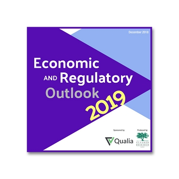 Economic and Regulatory Outlook 2019 Webinar Recording