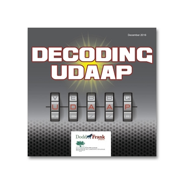 Decoding UDAAP Webinar Recording