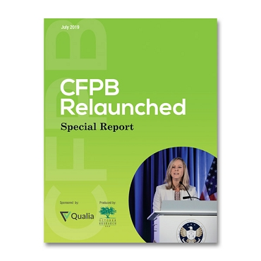 2019 CFPB Relaunched Special Report