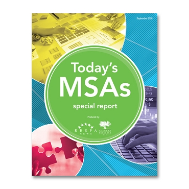 2019 Today's MSAs Special Report