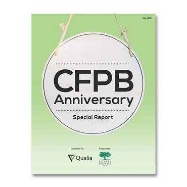 2020 CFPB Anniversary Special Report