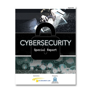 2019 Cybersecurity Special Report