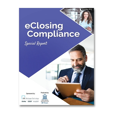 2020 eClosing Compliance Special Report