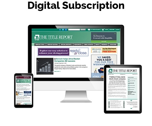 The Title Report Digital Subscription