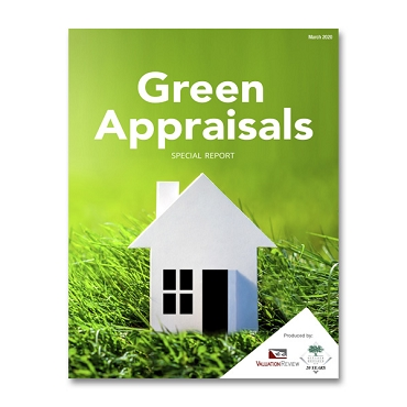 Green Appraisals Special Report