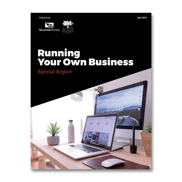 Running Your Own Business Special Report