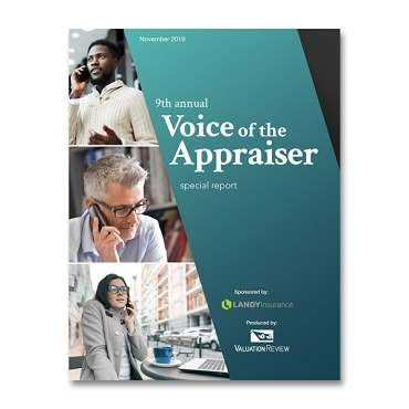 2019 Voice of the Appraiser Special Report