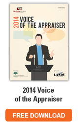 2014 Voice of the Appraiser